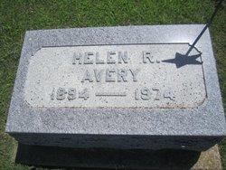 Helen <I>Rietveld</I> Avery