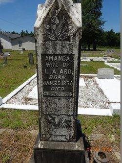Amanda <I>Adams</I> Ard