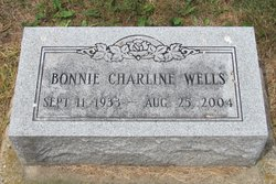Bonnie Charline <I>Bagwell</I> Wells