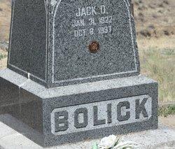 Jack D. Bolick