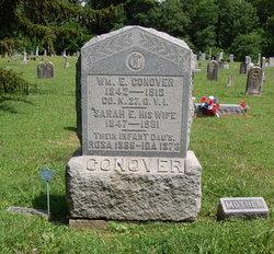 William Edward Conover