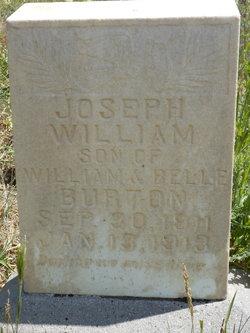 Joseph William Burton