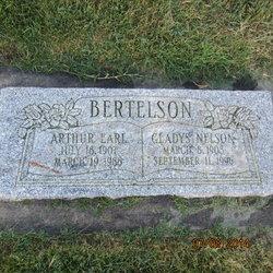 Gladys Hannah <I>Nelson</I> Bertelson