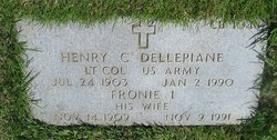 Henry C Dellepiane