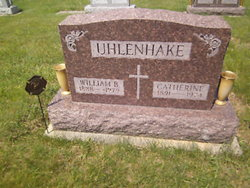 William B Uhlenhake