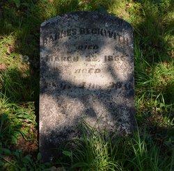Barnes Beckwith
