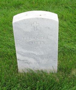 Leland E Cutts