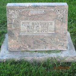 Pete Mandarich