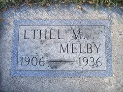 Ethel Melby
