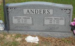 Geneva <I>Freeland</I> Anders