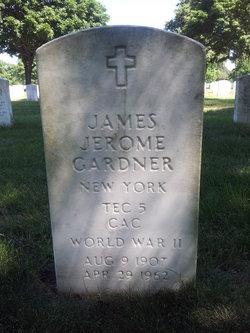 James Jerome Gardner