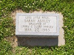 Sarah Ashley Harvey