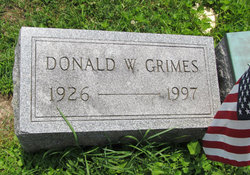 Donald Warren Grimes, Sr