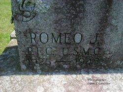PFC Joseph Romeo Bouthillier