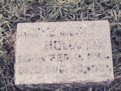 Hattie Alice <I>Black</I> Holloway