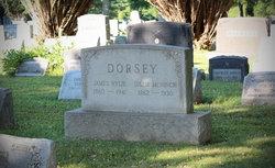 Dillie <I>McNinch</I> Dorsey
