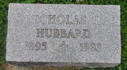 Nicholas Leo Hubbard
