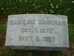 Caroline Bachman