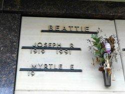 Joseph R Beattie