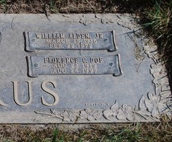 William Alden Backus, Jr