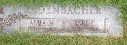 Alma M. <I>Latham</I> Redenbacher