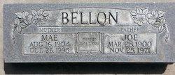 Mae <I>Van Horn</I> Bellon