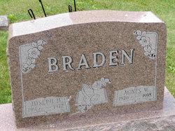 Joseph H Braden