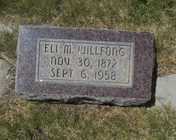 Eli Martin Willfong