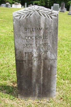 William Henly Cockrell