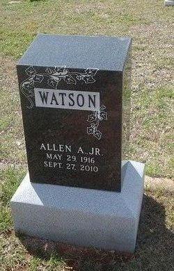 Allen A. Watson, Jr