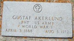Gustaf Akerlund