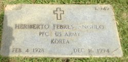 PFC Heriberto Febres Angulo