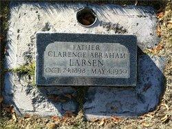 Clarence Abraham Larsen