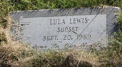 Lula <I>Gilford</I> Lewis