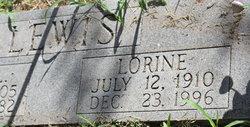 Lorine Lewis