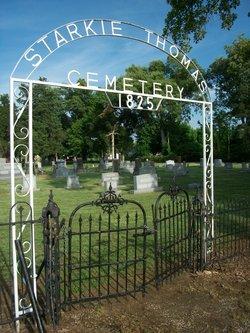 Starkie Thomas Cemetery