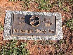 Dr Nguyen Quang Van