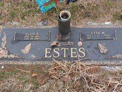 Etta Marie <I>Sprouse</I> Estes