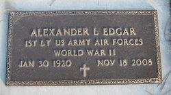 Alexander Laird Edgar