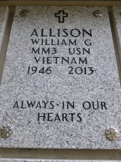 "William Gordon ""Bill"" Allison, Jr"