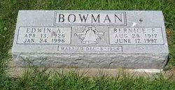 Bernice F. Bowman