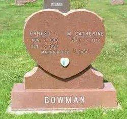 Ernest L. Bowman