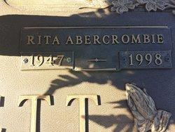 Rita <I>Abercrombie</I> Bennett