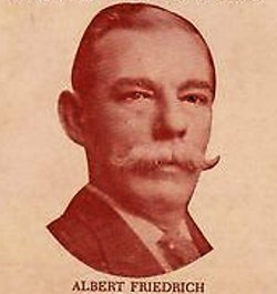 Albert Friedrich