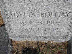 Adelia Bolling