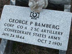 George Piquet Bamberg