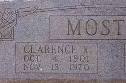 Clarence Russell Mostyn