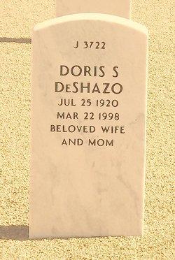 Doris Spaulding Deshazo