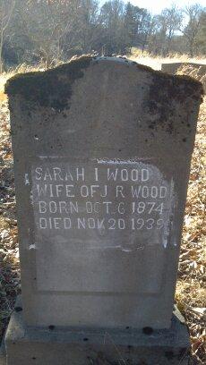 Sarah I. Wood