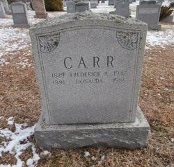 Frederick Albert Carr